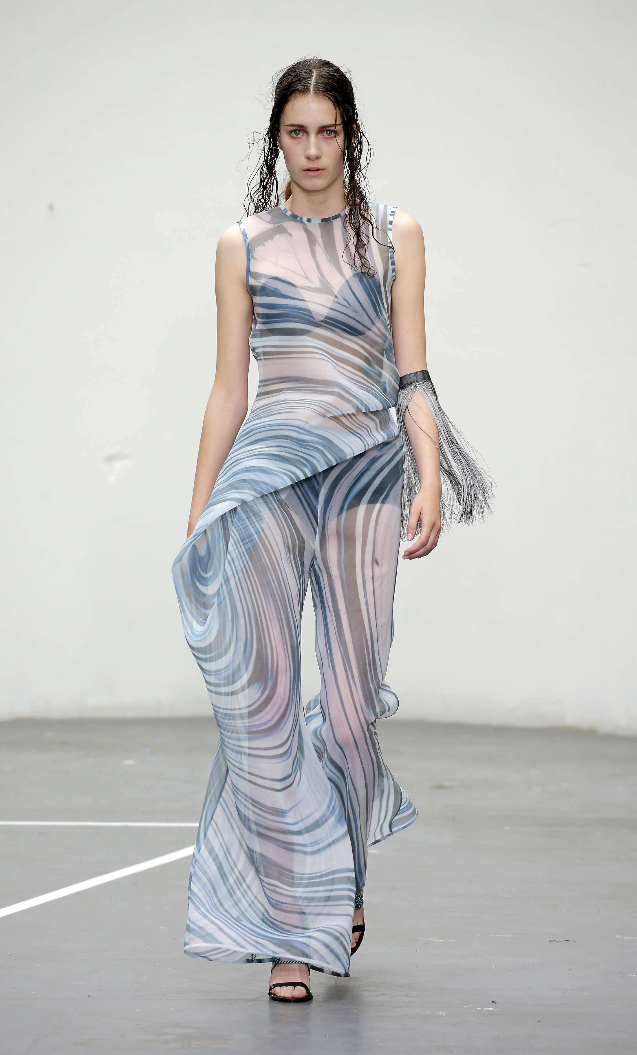 The IDA International fashion design competition